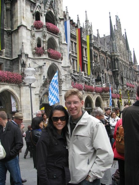 Munich, Germany 2008