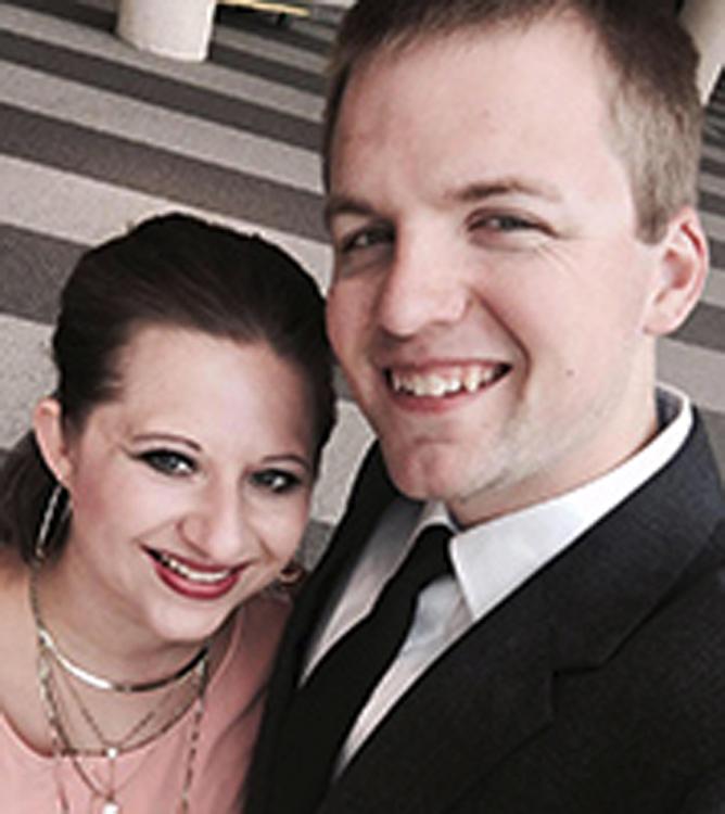 2016 Man of the Year Jared Goodykoontz Husband of Charlotte Goodykoontz